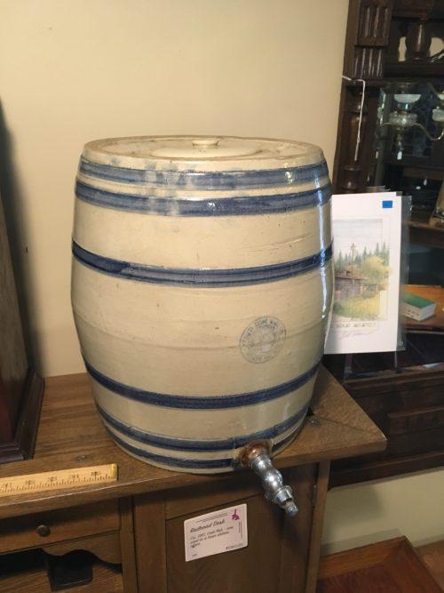 Medalta Stone Ware Water cooler Ca 1920