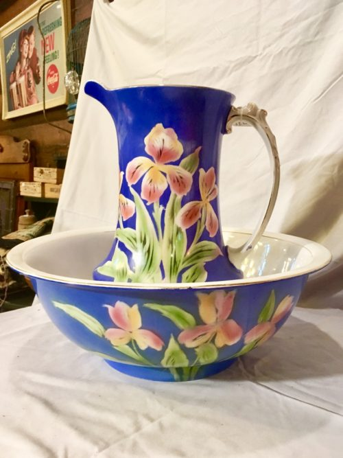 Pitcher and Bowl set 1935