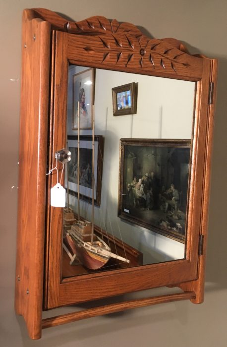 Medicine Cabinet ca 1910