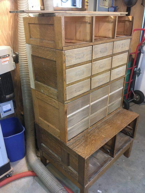 Multi Drawer stacking cabinet