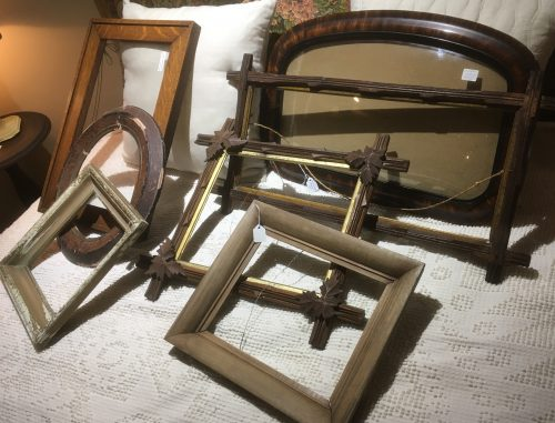 Picture Frames 1850-1920