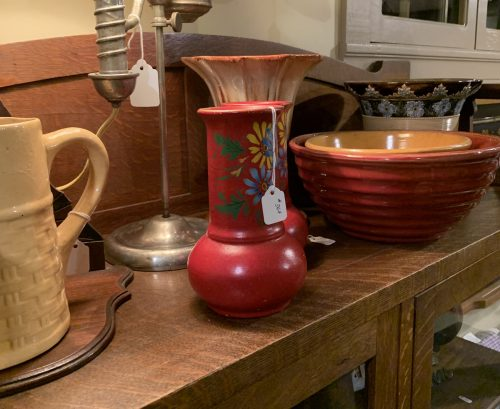 Medalta Stoneware 1920's to the 1950's.